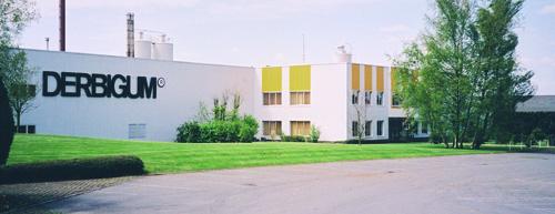 Derbigum Fabriek 1978