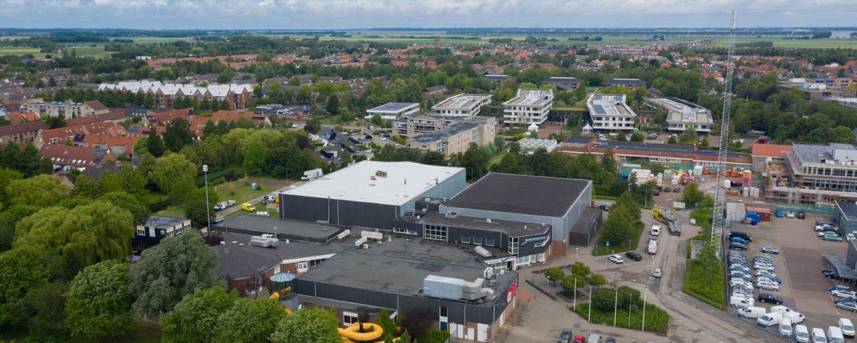 Referentie Plat dak Derbigum Nederland